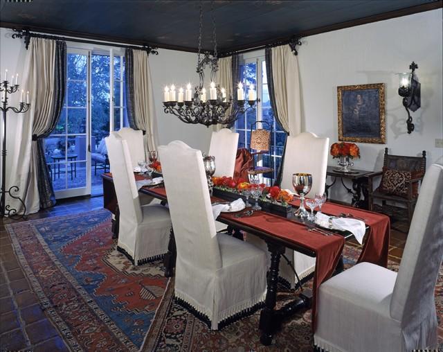 Merveilleux Spanish Dining Room Mediterranean Dining Room