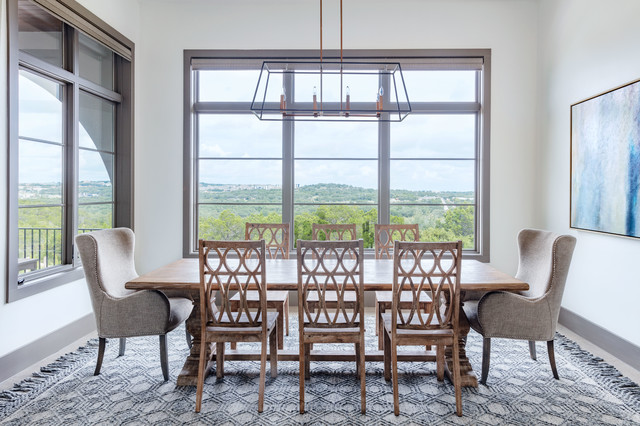 Austin Texas Dining Room