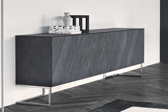 Lovely Spazio Buffet By Pianca Modern Dining Room