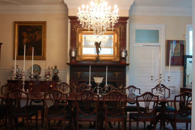 Special Events traditional-dining-room