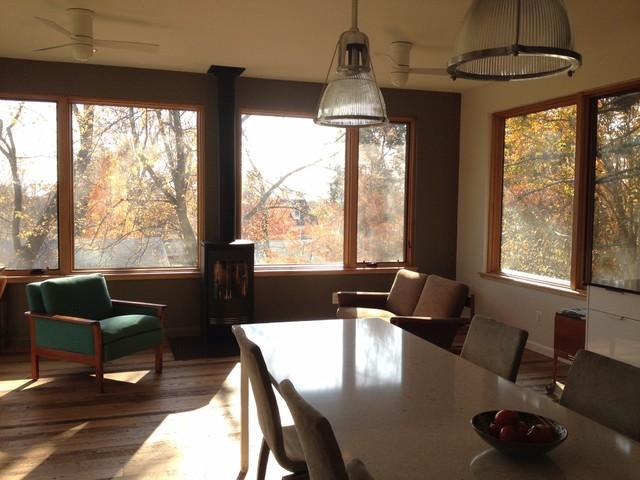 Foyer Dining Room Combo : Split foyer