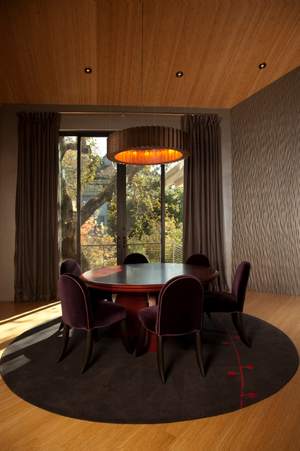 Sprecher Home contemporary-dining-room