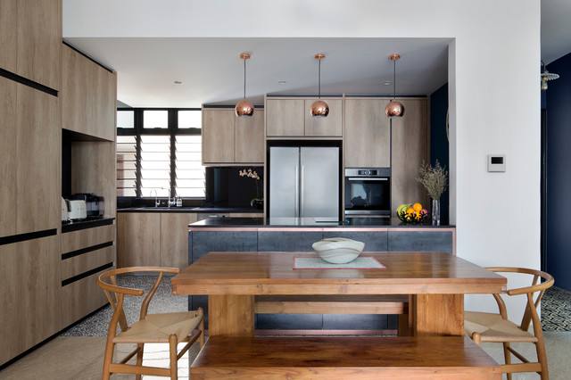 Spring Grove, Grange Road contemporary-dining-room