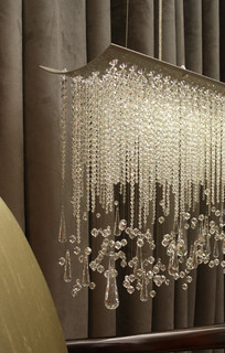 Spring Thaw Swarovski Crystal Chandelier By Water Pressure Lighting Contemporary Chandeliers