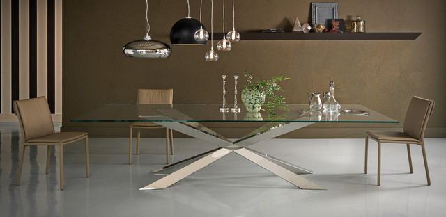Spyder Dining Table Cattelan Italia Dining - Modern - Dining Room ...