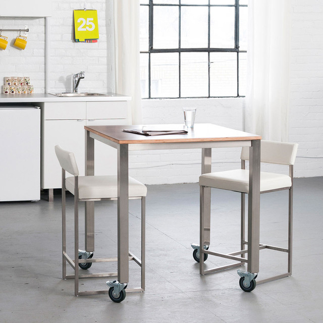 Modern Kitchen Bar Table: Square Kitchen Counter Table