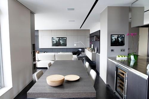 St Katherine Dock apartment AV Installation