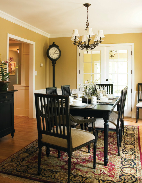 St. Louis Park traditional-dining-room