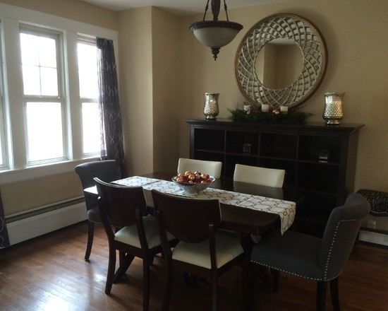Staging - Dining Room (Cranford)