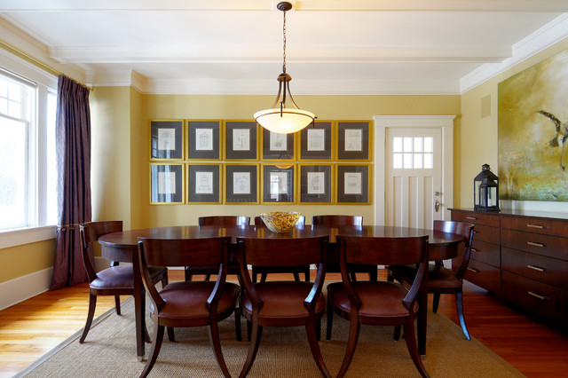 Staging Ideas Dining Room