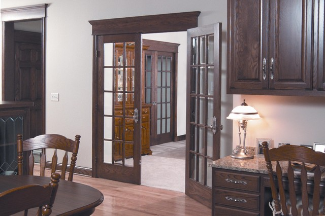 doors and millwork dining room minneapolis by stallion doors