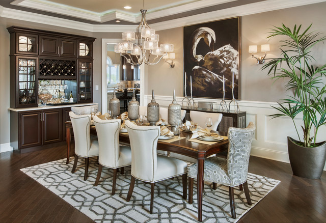 Steeplechase At Branchburg Transitional Dining Room