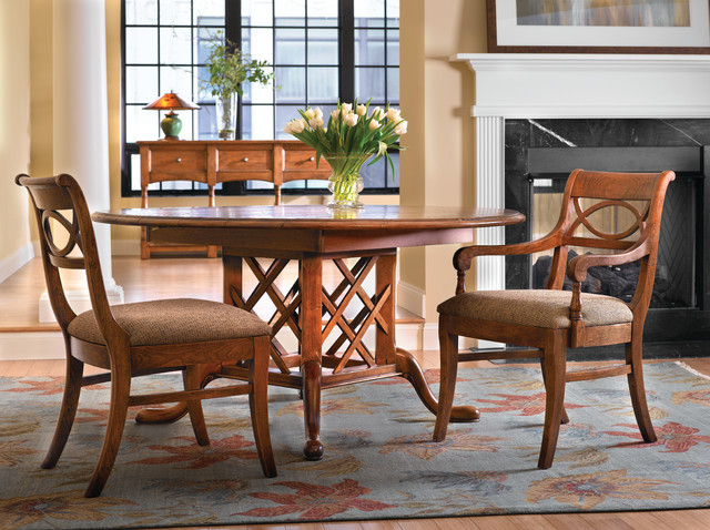 stickley finger lakes dining room