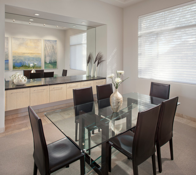 Hardie-Brown / Cale contemporary-dining-room