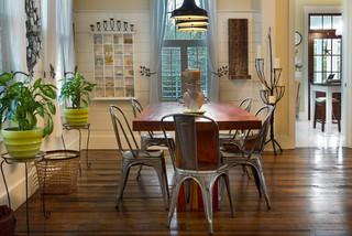 Storybook cottage campagne salle manger atlanta for Salle a manger atlanta