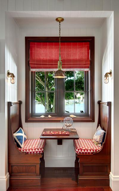 Stuart beach-style-dining-room
