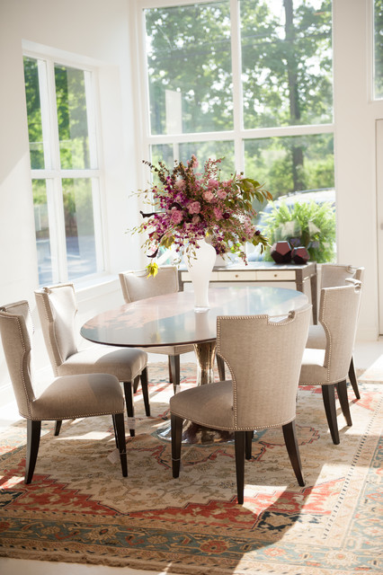 Studio 882\'s Spring Showroom - Transitional - Dining Room ...