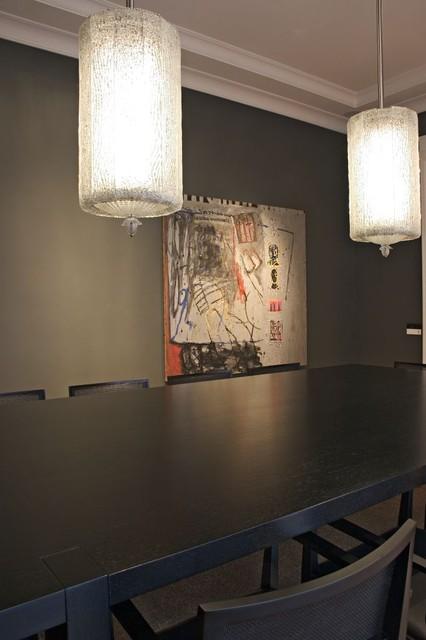 Marcelo Brito & Pedro Potaris - Sao Paulo - Brazil contemporary-dining-room