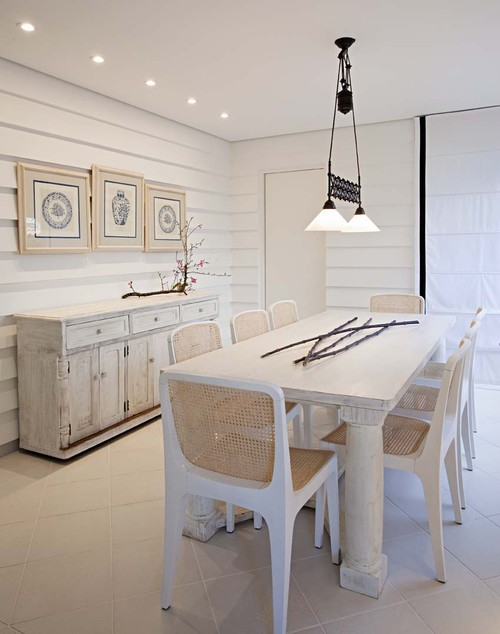 Marcelo Brito - Sao Paulo - Brazil contemporary dining room