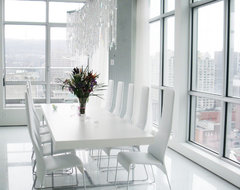 Studio NOO Design contemporary dining room