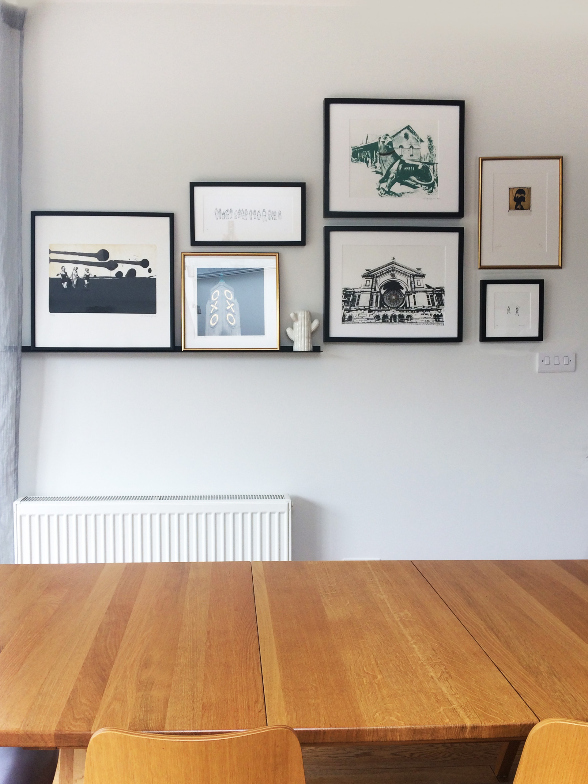 Styling & interior design – Muswell Hill   |   in progress