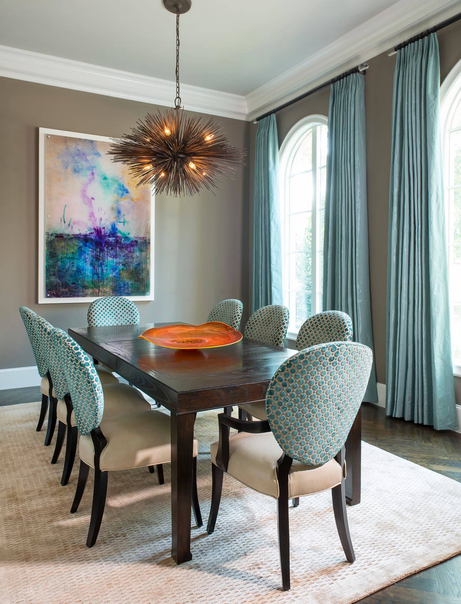 Comfortable Dining Ideas Photos Houzz, Stylish Dining Room Chairs