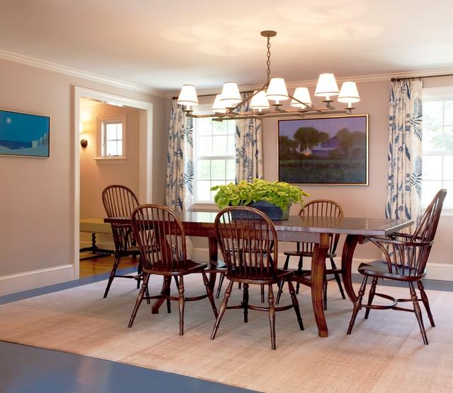 Transitional Dining Room: Su Casa Designs