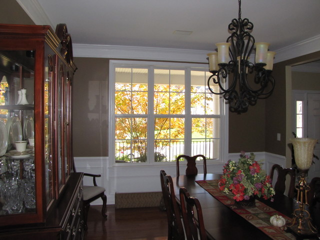 Suburban upgrade for Dining room upgrades