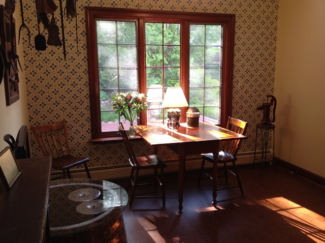 Sue's House traditional-dining-room