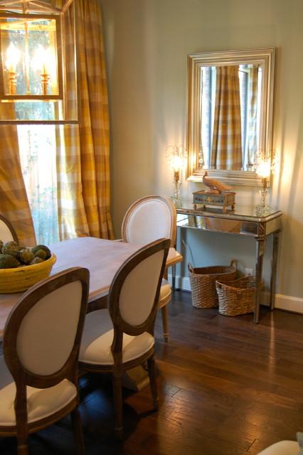 Sugar Land Remodel traditional-dining-room