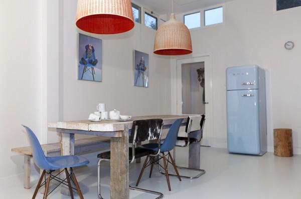 Sumatrastraat contemporary-dining-room