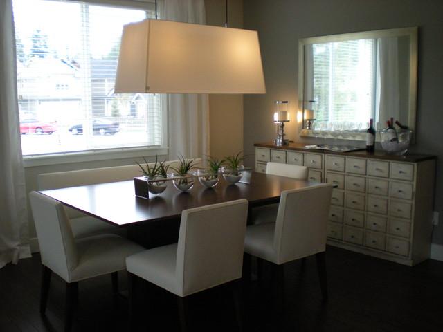 Summerfiield modern-dining-room