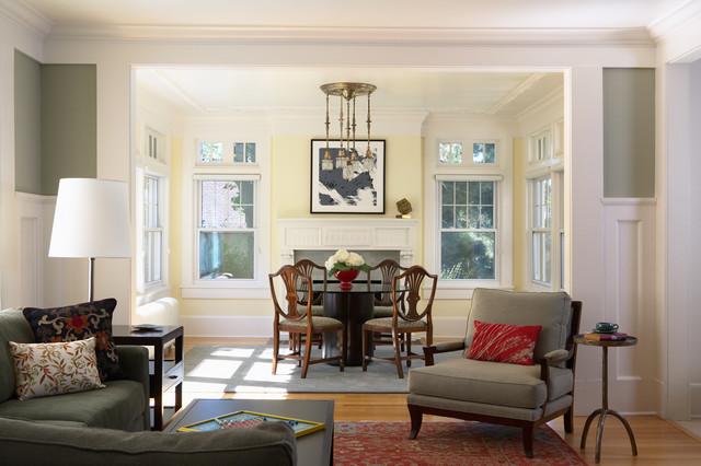 Summit Hill Residence Craftsman Dining Room Minneapolis By David Heid