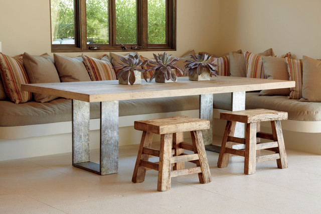 sun valley dining table contemporary dining room san diego by