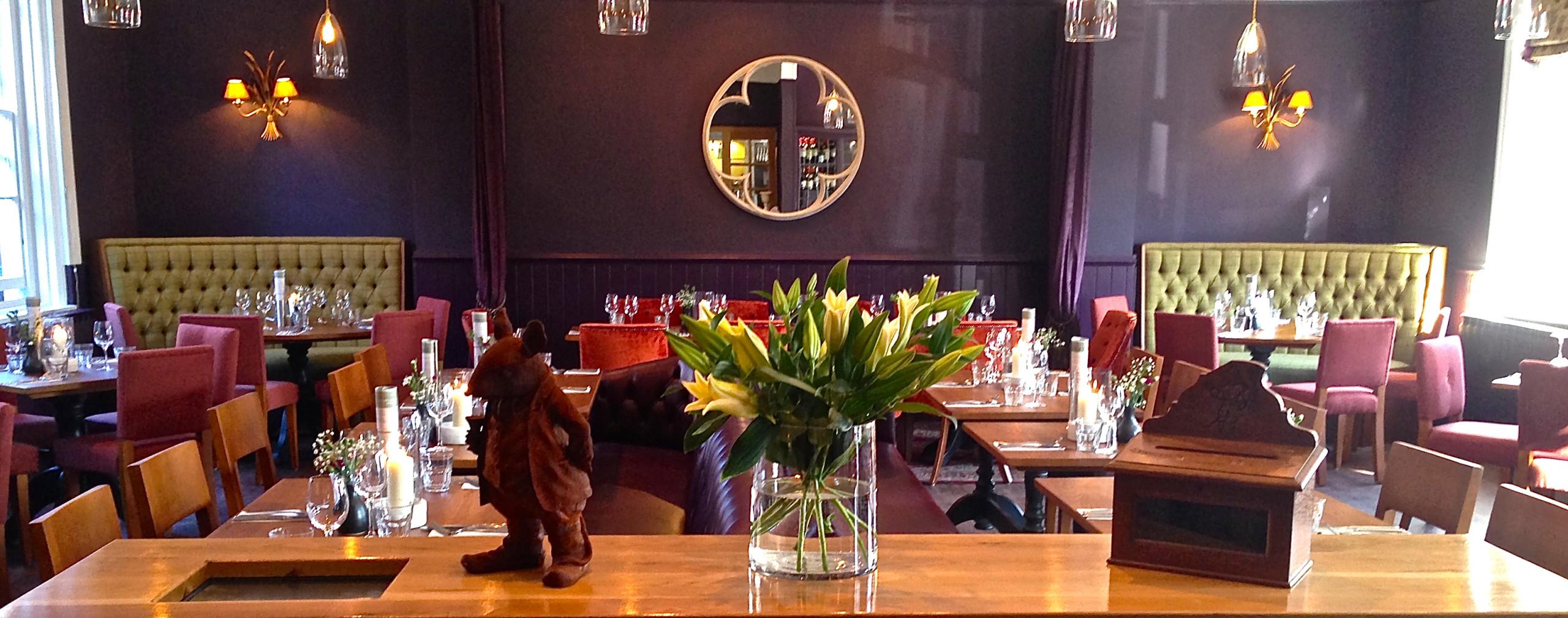 Surrey Gastropub Dining Room
