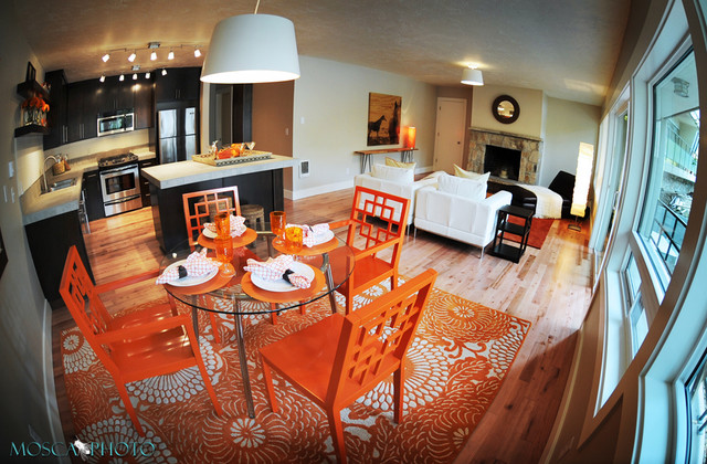 SW 45th modern-dining-room