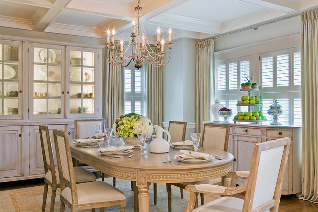 Swampscott Home Traditional Dining Room Boston By