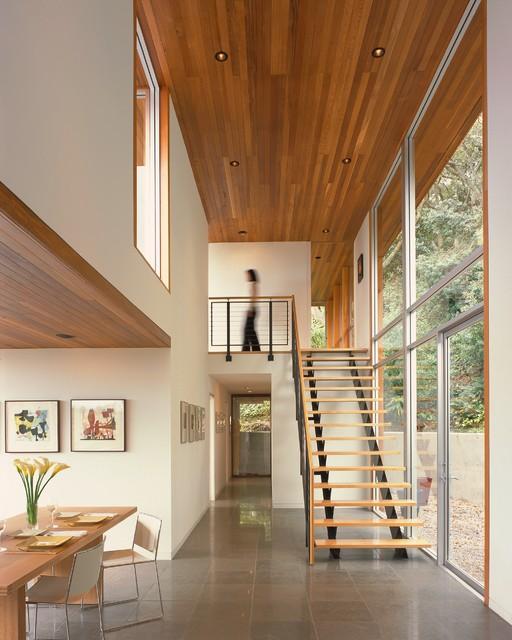 Swatt miers sausalito ca modern dining room san for Sausalito tile