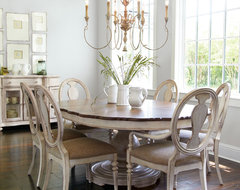 """Tabitha"" Dining Furniture traditional-dining-room"