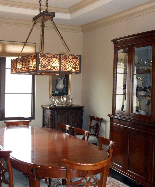 Dining Room Chandeliers Traditional: Tallia Chandelier