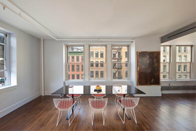 Tambke Residence contemporary-dining-room