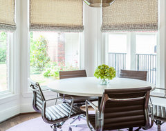 Tanglewood Residence contemporary-dining-room