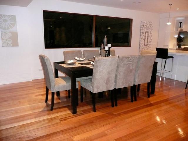 Tarakan Street, Sorrento, Vic modern-dining-room