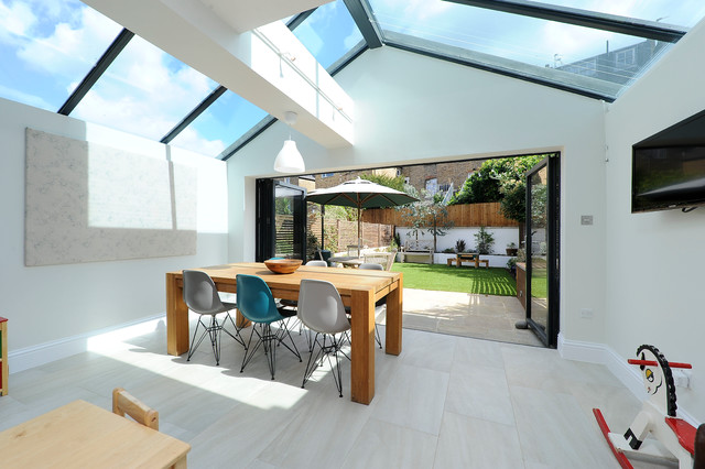 9 Things You Need To Know About Glass Roofs Houzz Uk