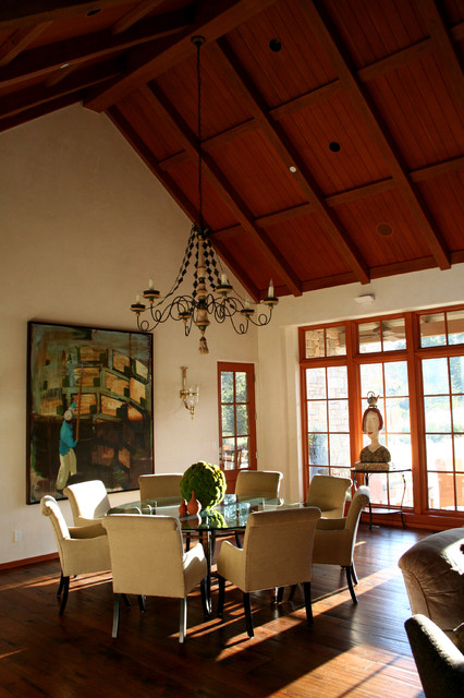 Taylor Lombardo Architects traditional-dining-room