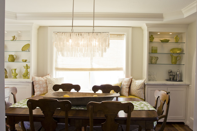 TBH finish work traditional-dining-room