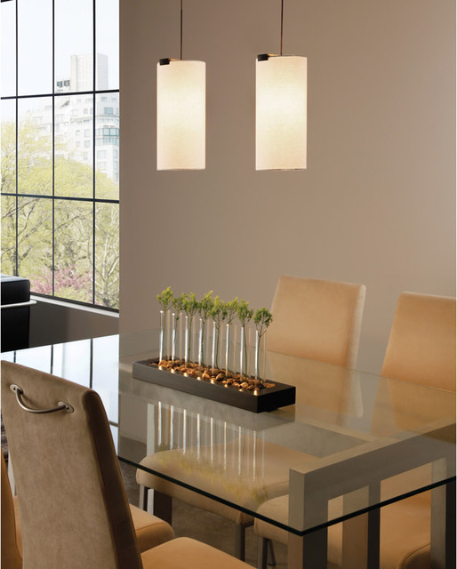 Tech Lighting Low-Voltage Boreal LED Pendant - Contemporary - Dining Room - by Littman Bros Lighting