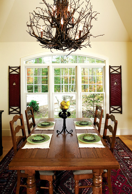 The Adelaide Plan 866 D Traditional Dining Room