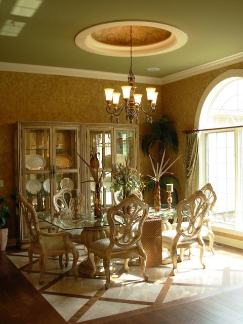 The Adriana mediterranean-dining-room