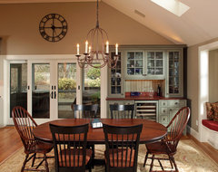 The Beaverbrook Kitchen traditional dining room